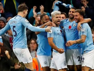 Manchester City Mengungguli Manchester United