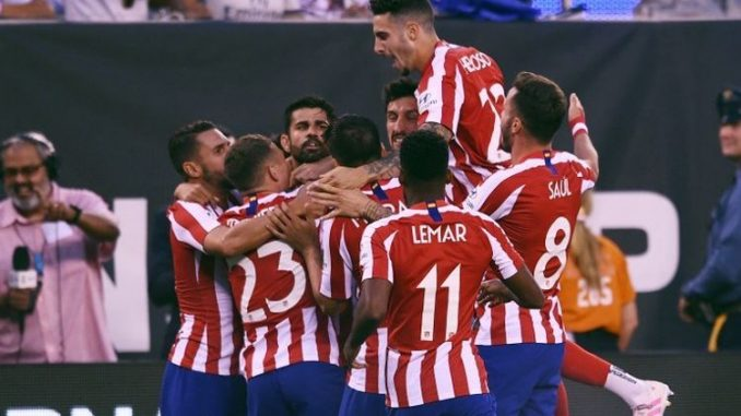 Atletico Bungkam Madrid